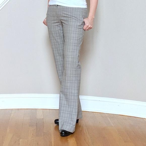 04d626b51f09 Limited Women s Drew Fit Glen Plaid Dress Pants. M 5abb83423b16088180682a5b